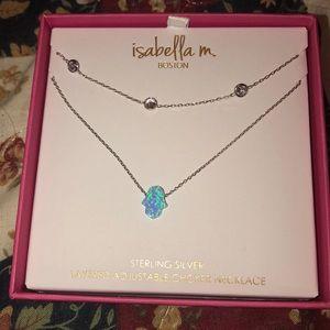 Isabella M necklace